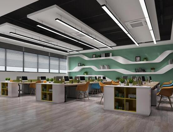 办公楼装饰墙面基层清理四重奏