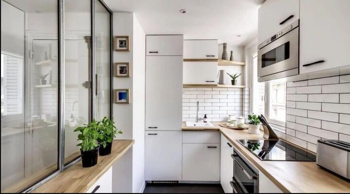 厨房装修风格有哪些