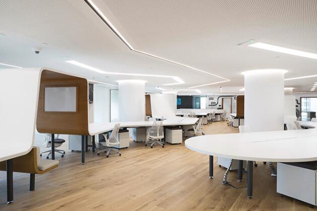办公室装修流行趋势分析