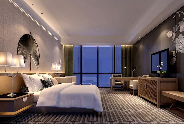 景区酒店客房装修