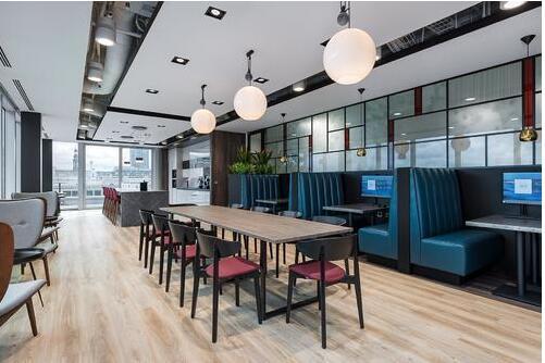 办公空间装修中的7大墙面装饰材料