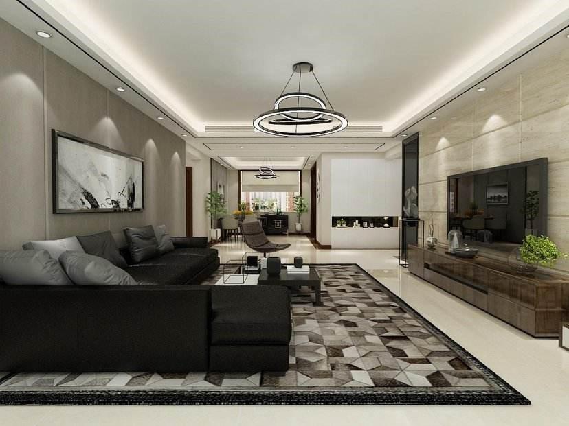 •1、沙发两边预留插座,用于落地灯、充电器等,方便躺着就能充电。 •2、向上冲的灯罩适用层高低的房型,但是,落灰严重,不好打理,谨慎选择。 •3、墙胶一定要买好的,墙纸再好寿命也基本就5年,墙胶的环保不能小觑,否则两、三年才能散味。 •4、选择耐磨的复合地板很重要,有了孩子后你就知道你根本没时间打理实木地板了。              卧室