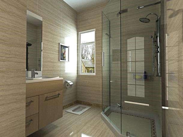 •1、卫生间一定要做干湿分离,一定! •2、地漏一定要挑防臭、下水快、防堵塞的。别小看地漏,除了翻修卫生间外,地漏一旦安装完成后则难以更换。 •3、直接都安装单层毛巾架,双层毛巾架贵且不实用,装了也只使用最外层。 •4、浴室防水一定要自己监督、涂膜防水+亲自验收。 •5、防水施工完成后要做2次闭水试验。 •6、卫生间地面排水很重要,铺设不合理每天都会有积水。                 厨  房