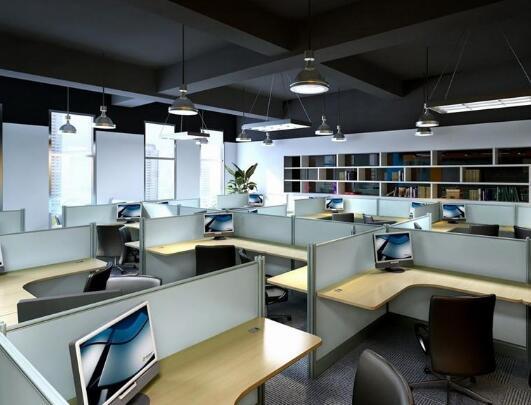 办公室装修设计如何突出主题