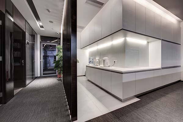办公室装修设计 创造一个好的办公环境