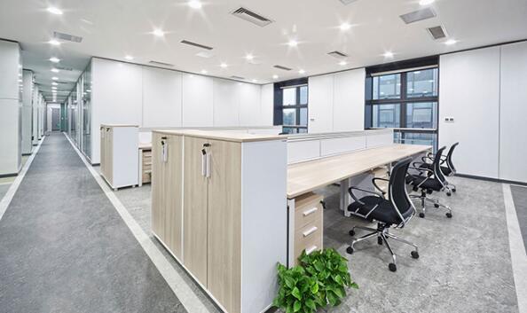 办公空间装饰设计墙纸的介绍
