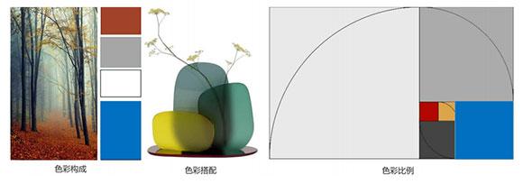 <br/><center>Color Analysis 色彩分析<center>