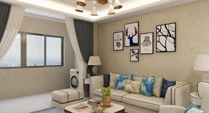 客厅墙面颜色如何选择